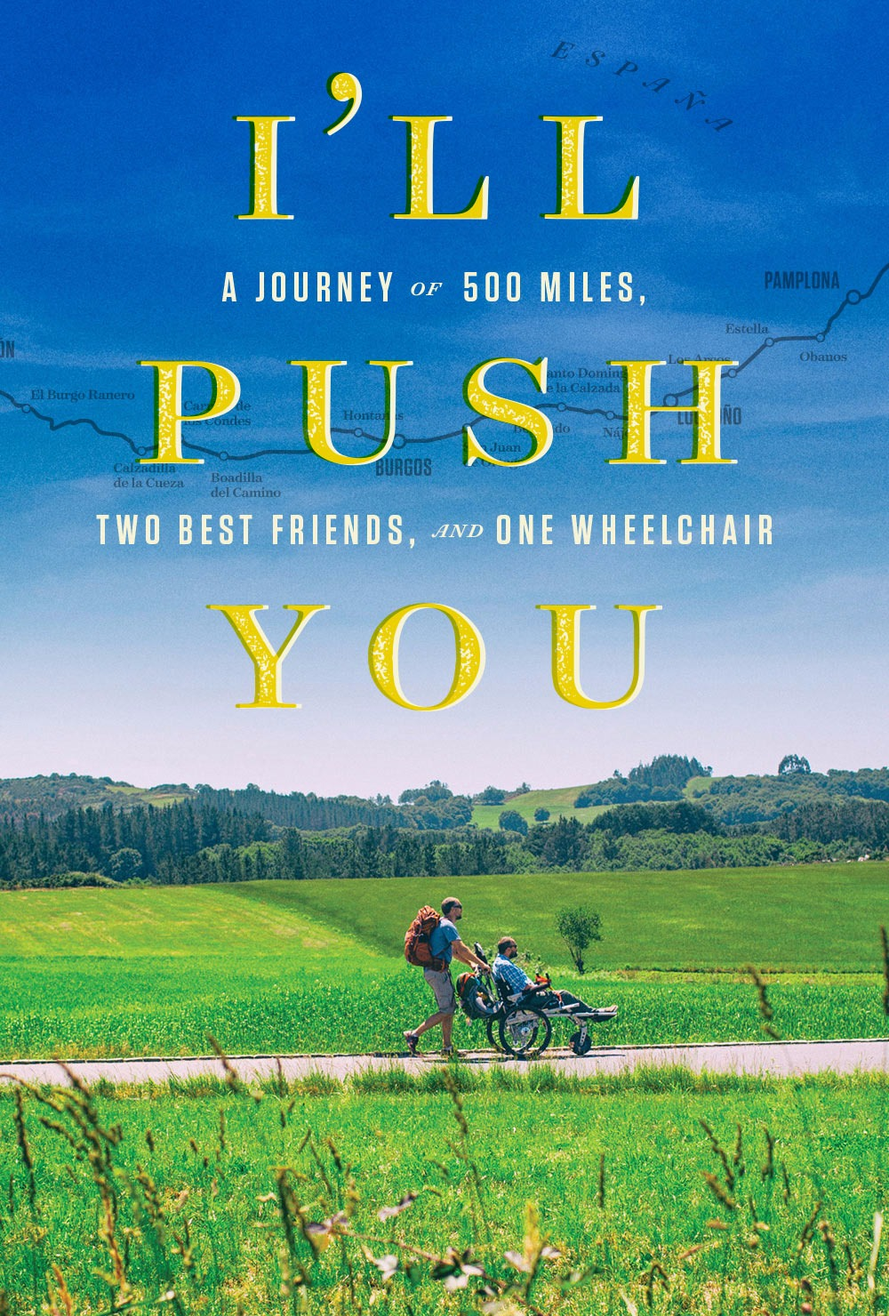 REVIEW: I'll Push You