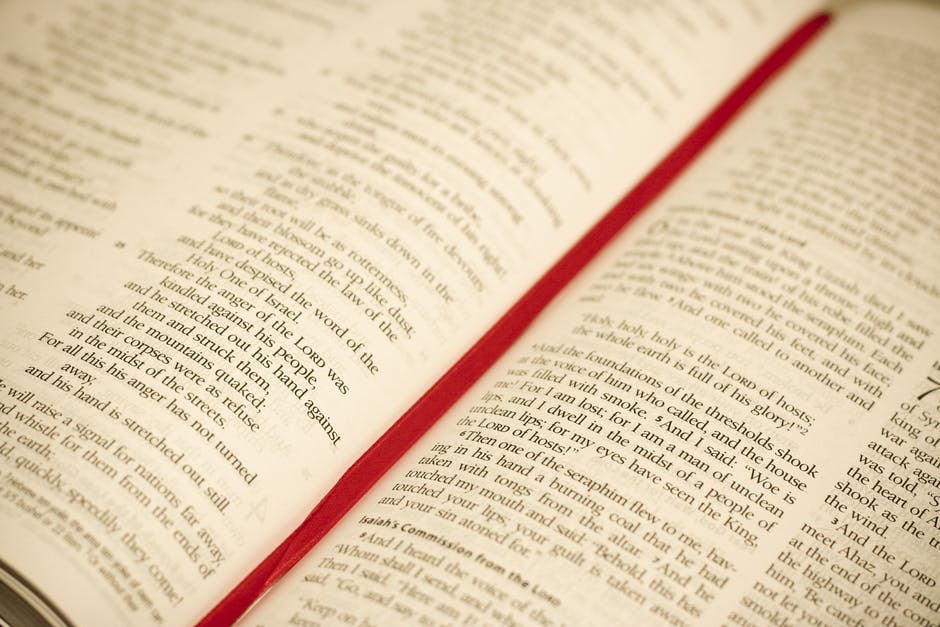 The Bible in a Year…or Two and a Half