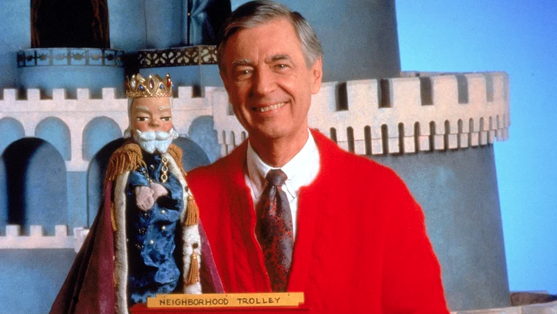 Missing Mr. Rogers
