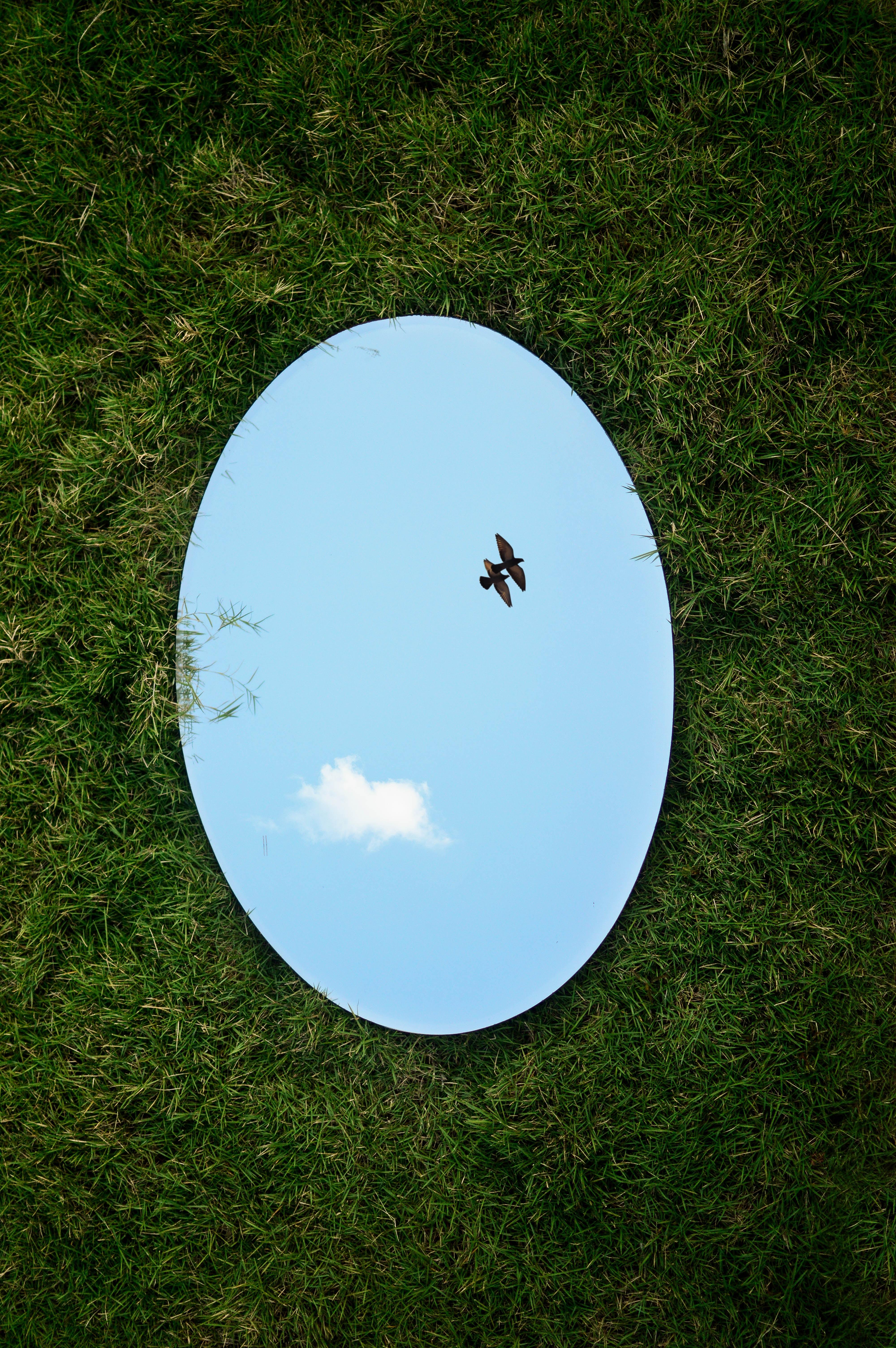 No More Mirrors