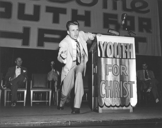 Billy Graham Was Not a Racist: Christianity, Moralism, and the Future of the Church