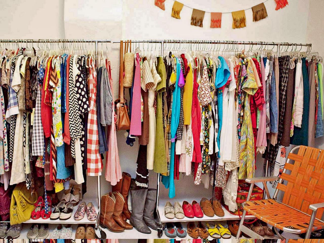 Closets and Heart Clutter