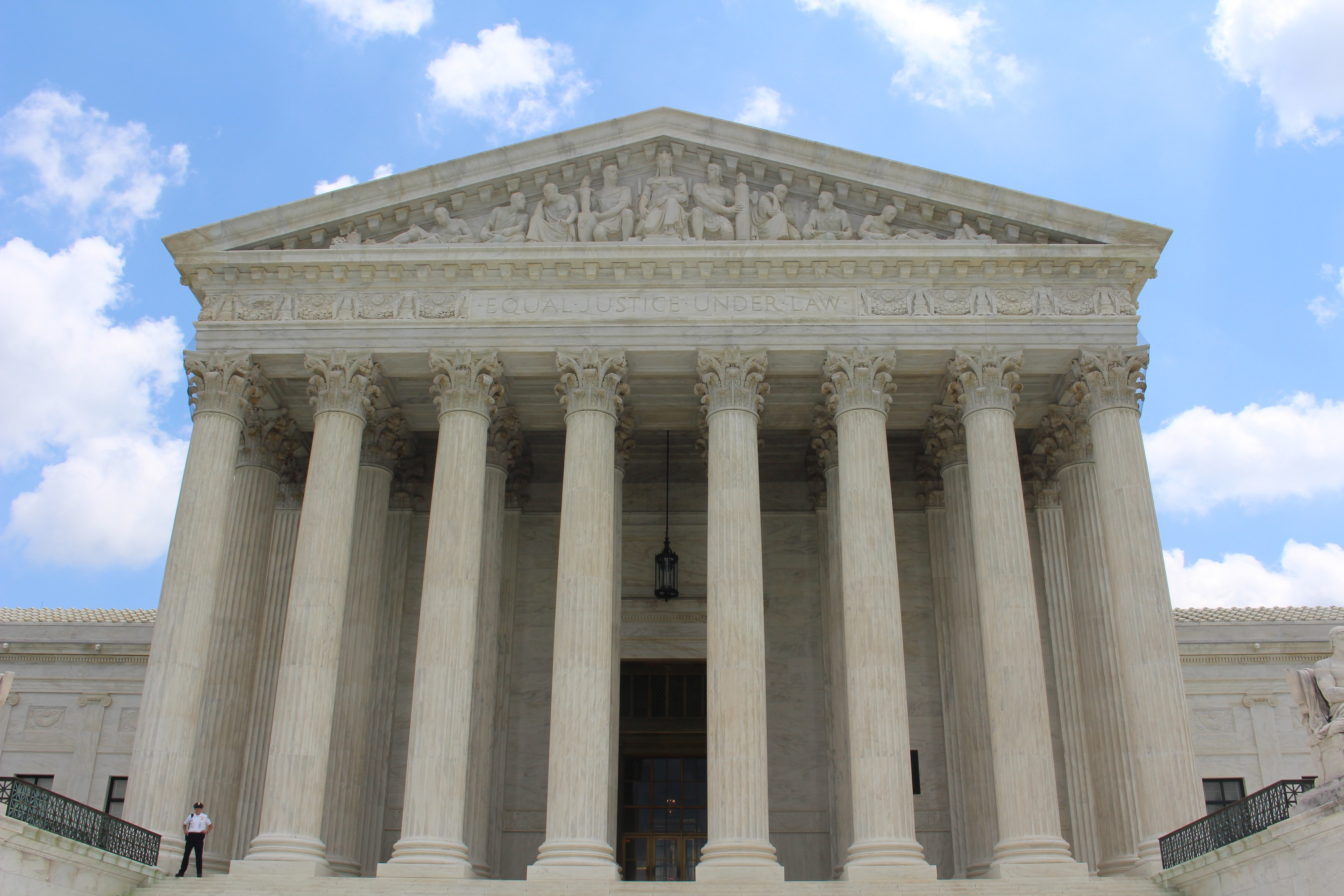 The Supreme Court Opening and the American Church