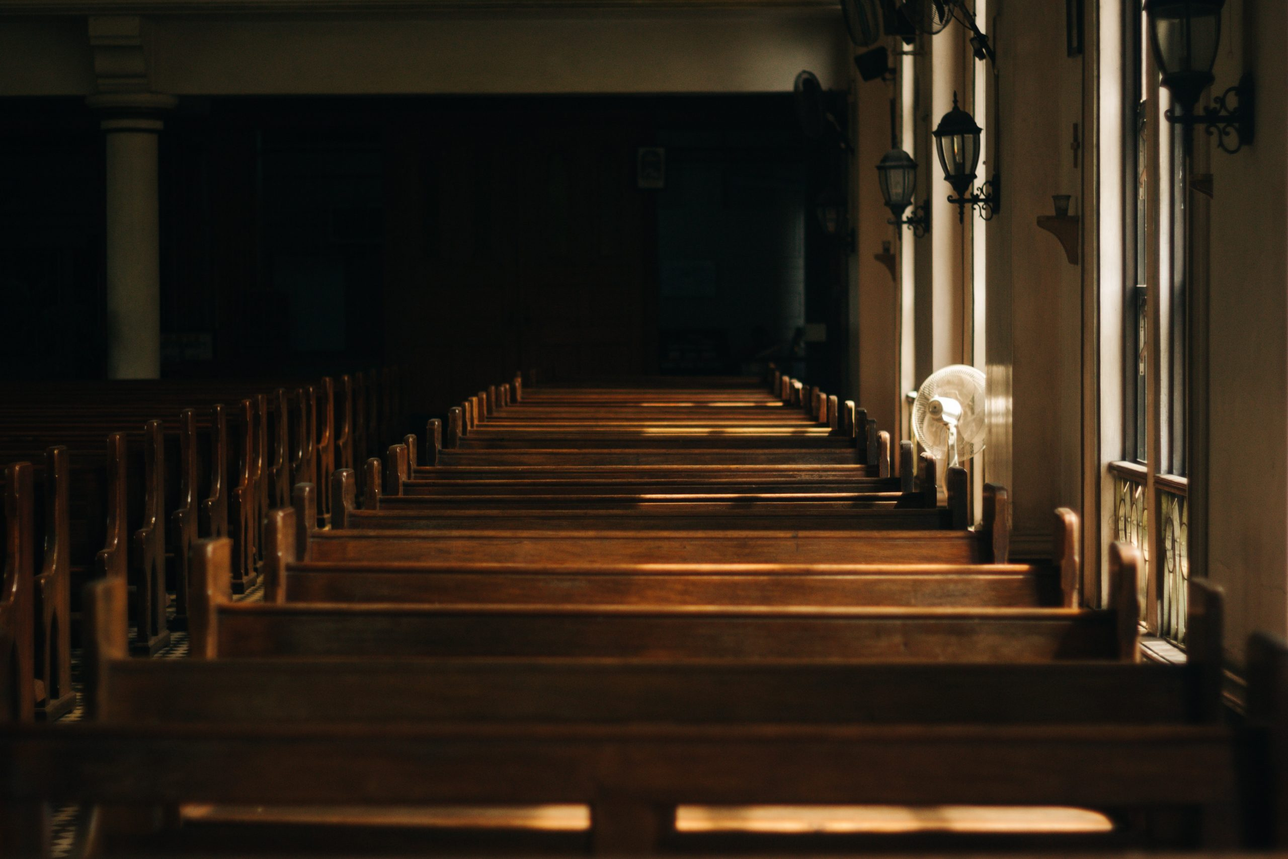 The Church Isn't Perfect, But…