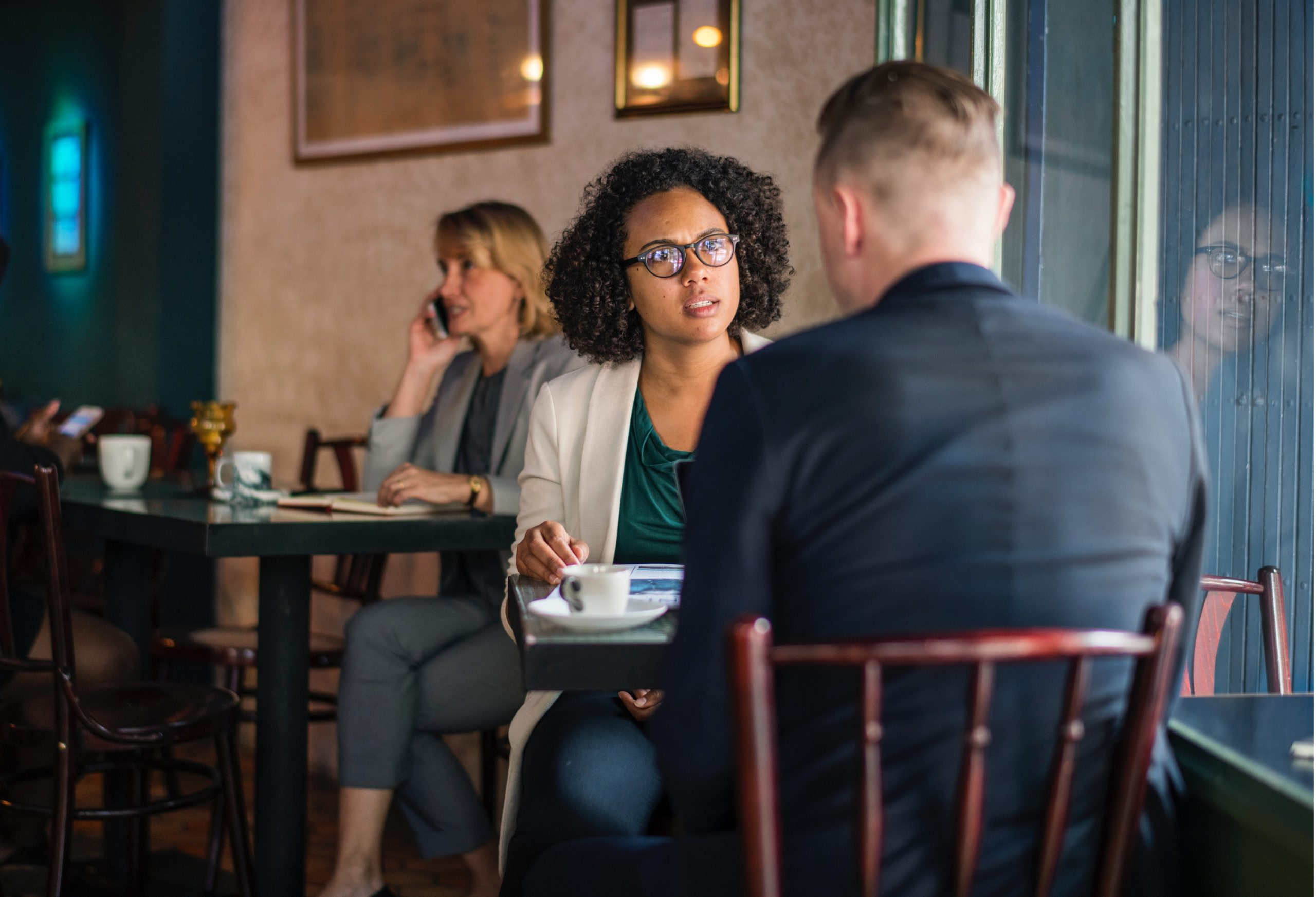 Four Tips for Difficult Conversations