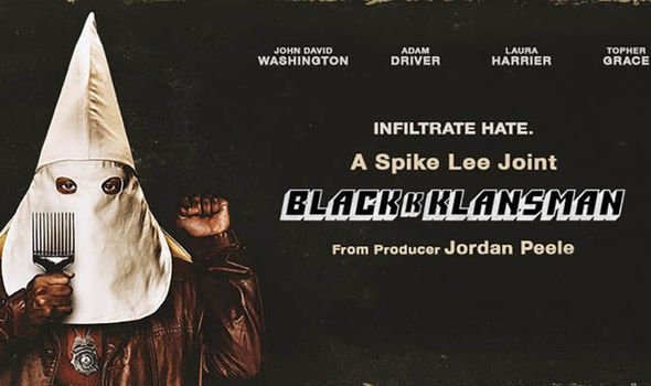 """REVIEW: """"BlacKkKlansman"""" and the Temptation to """"Pass"""""""