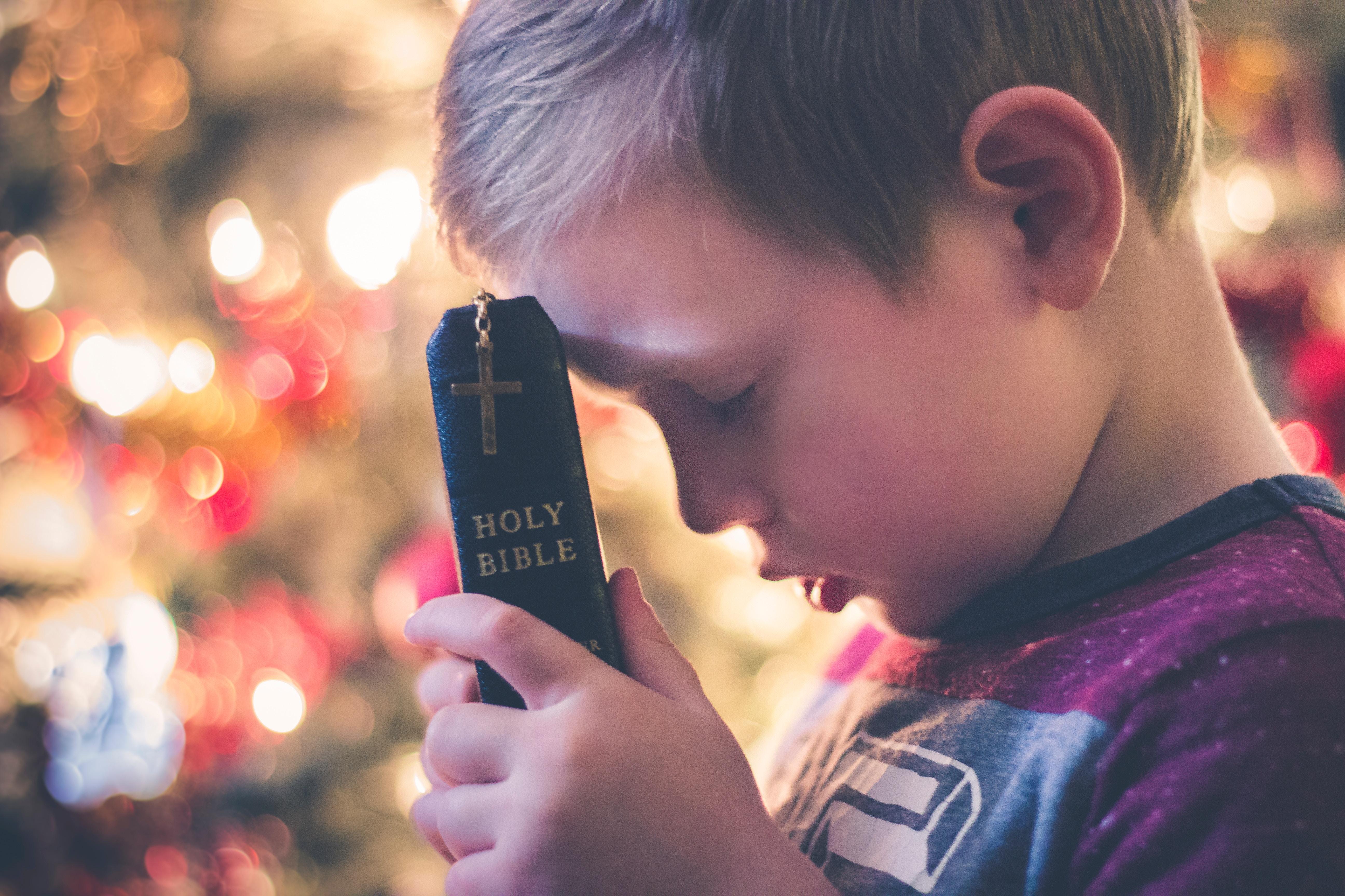 Teach Them How to Pray