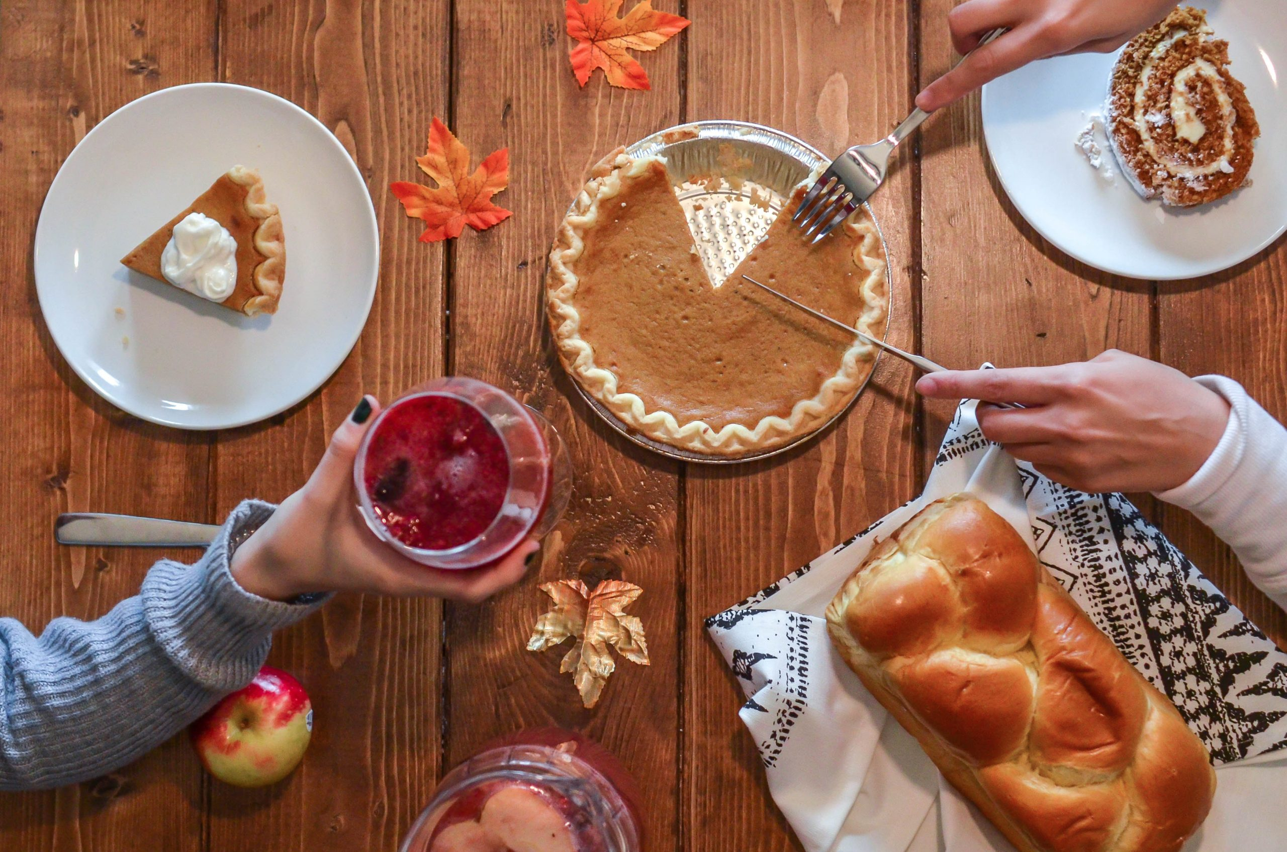 On Thanksgiving