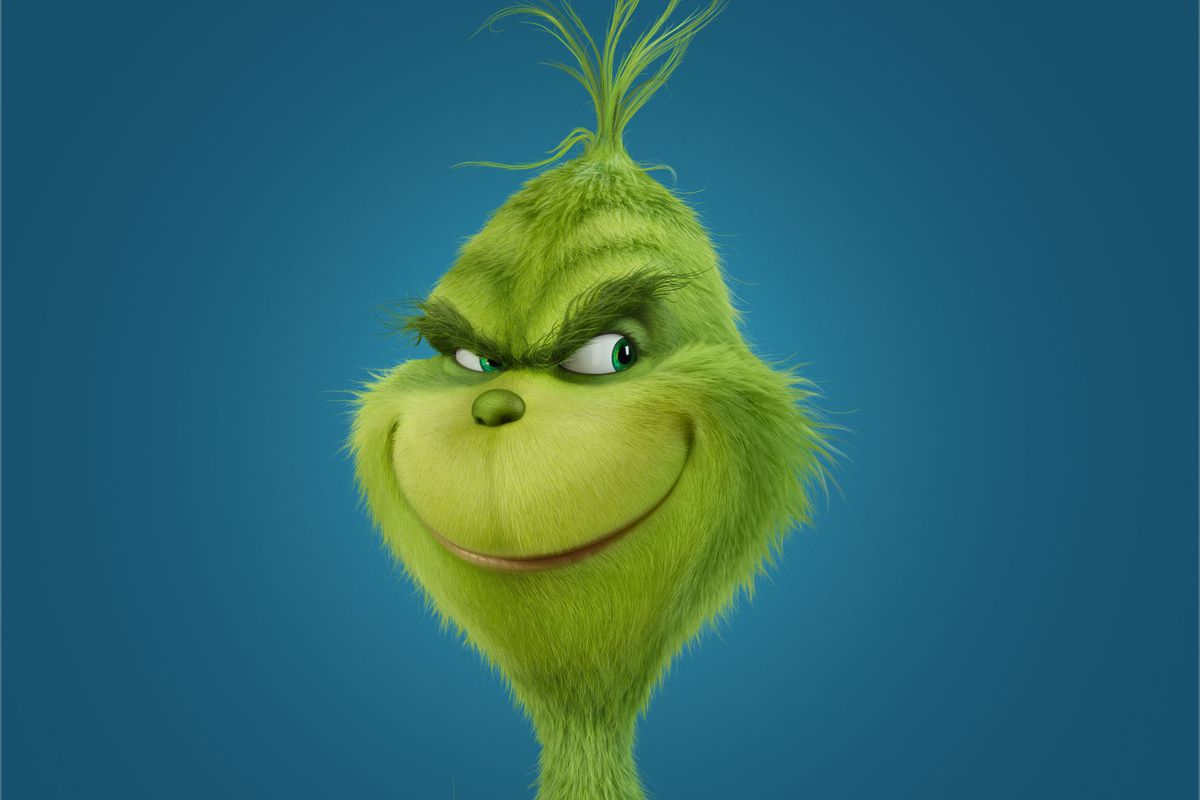 How the Grinch Stole My Heart
