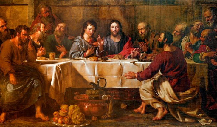 One Last Passover: Jesus Prepares the Table