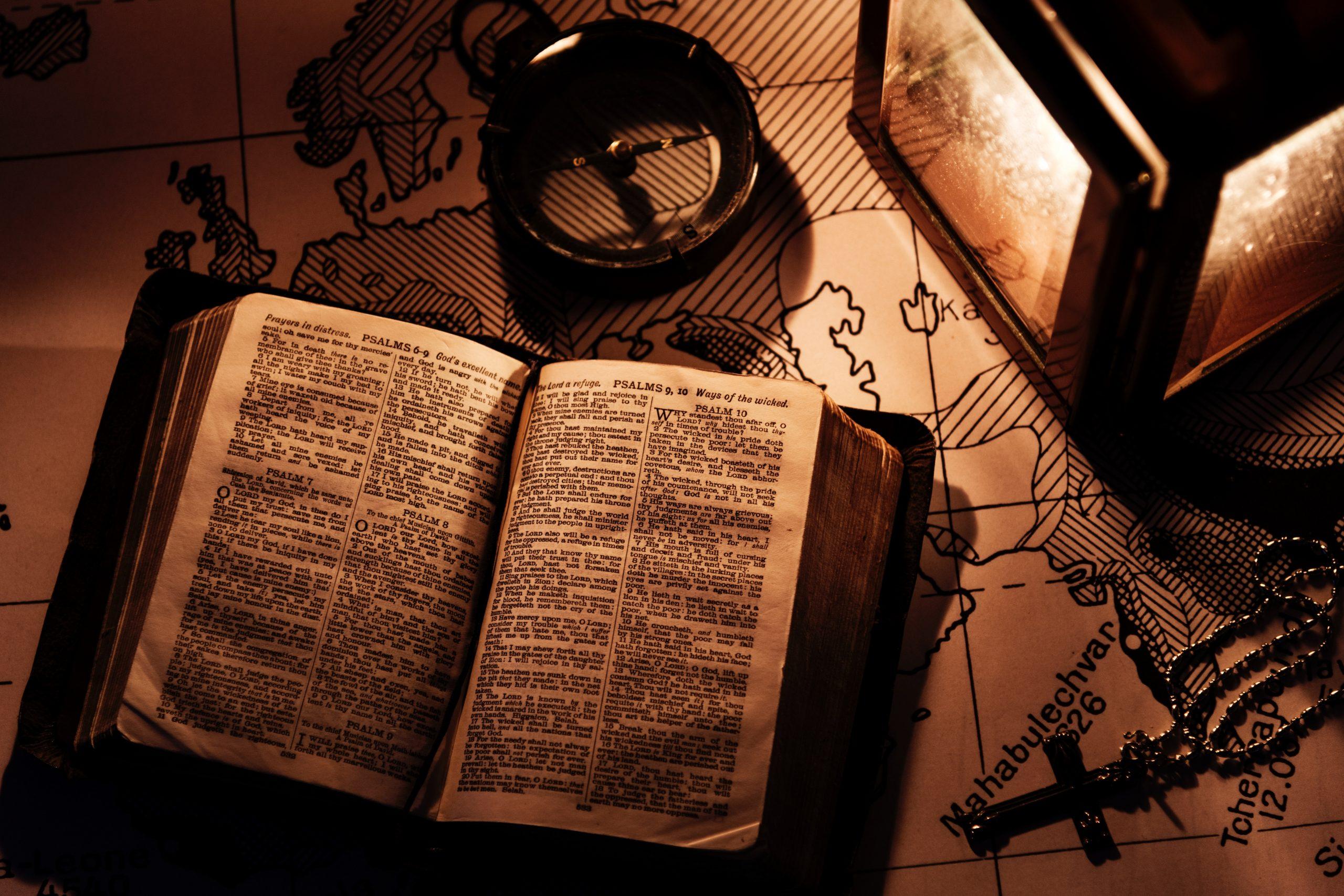 A Meditation on Prayerlessness