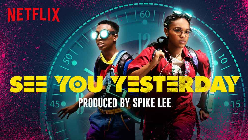 REVIEW: See You Yesterday
