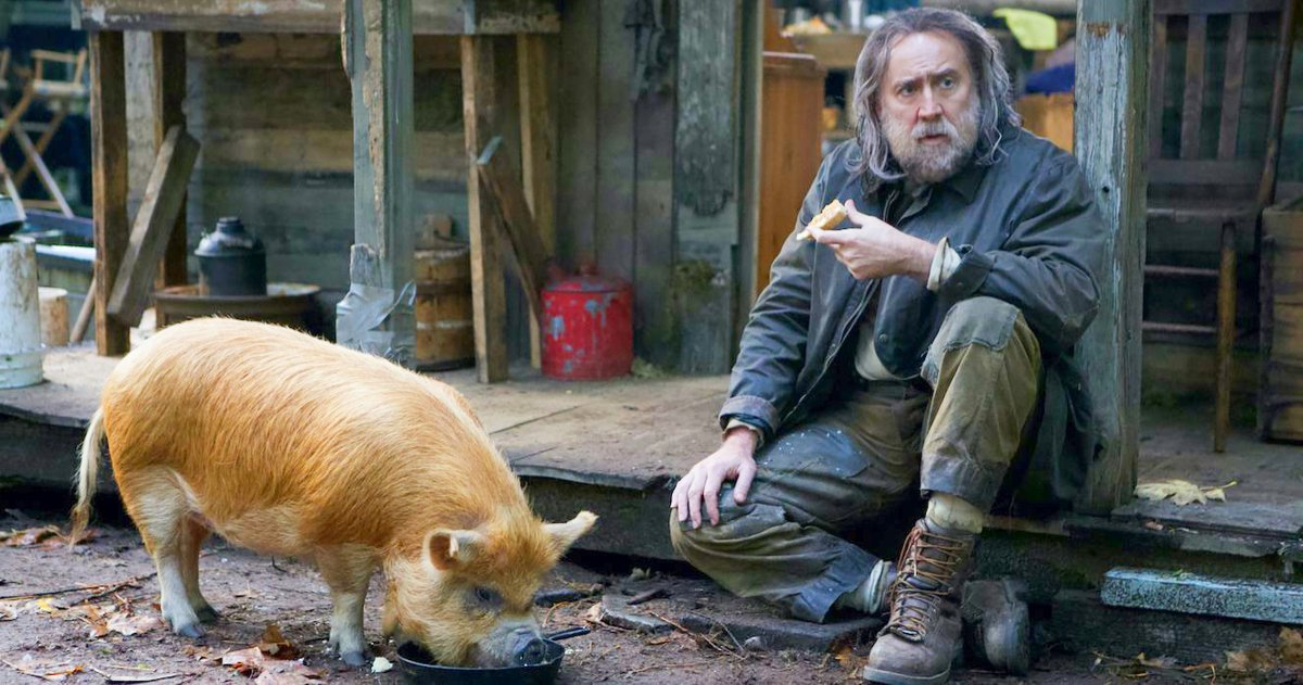 REVIEW: Pig, Nic Cage, and Radical Compassion